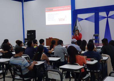 Crea Tu Negocio, Universidad Peruana Los Andes, Chanchamayo Peru