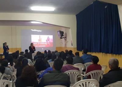 Lider Orador, Lima Peru