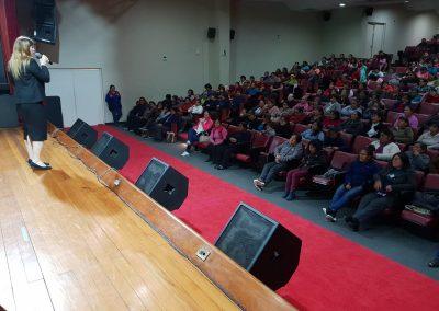 Lider Orador, Sales and Branding Conference for Low Income Women, Centro Cultural de Ate, Lima Peru (2)