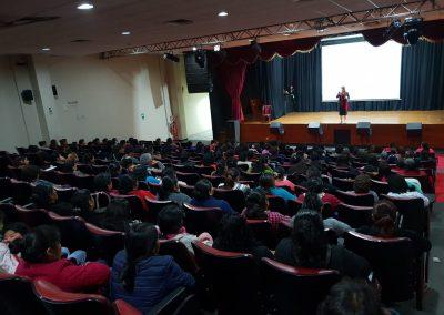 Lider Orador, Sales and Branding Conference for Low Income Women, Centro Cultural de Ate, Lima Peru (6)
