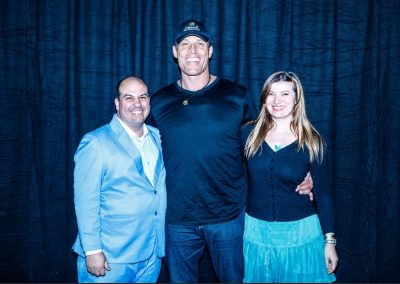 Lily With Tony Robbins, #1 Business Strategist worth 500 million dollars