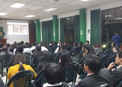 Sales, Branding and Team-building Training, Cooperativa Santa Maria Magadelena, Ayacucho Peru