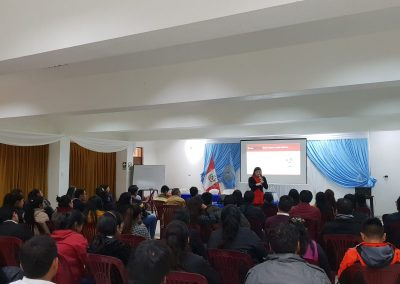 Speakers Are Leaders 2018 Chamber of Commerce, Ayacucho Peru (3)