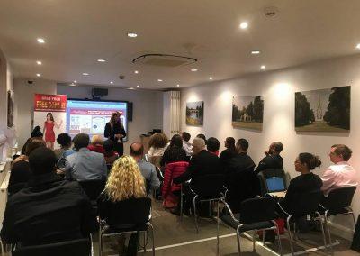 Speakers Are Leaders Workshop 2017 -