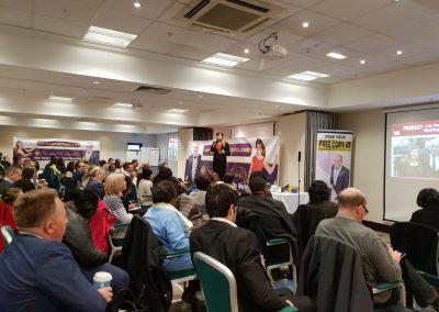 Speakers Are Leaders Workshop Dec 2018