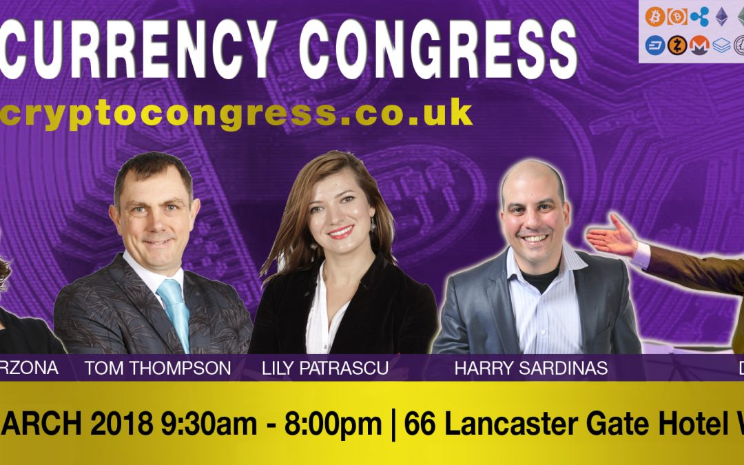 Crytocurrency Congress