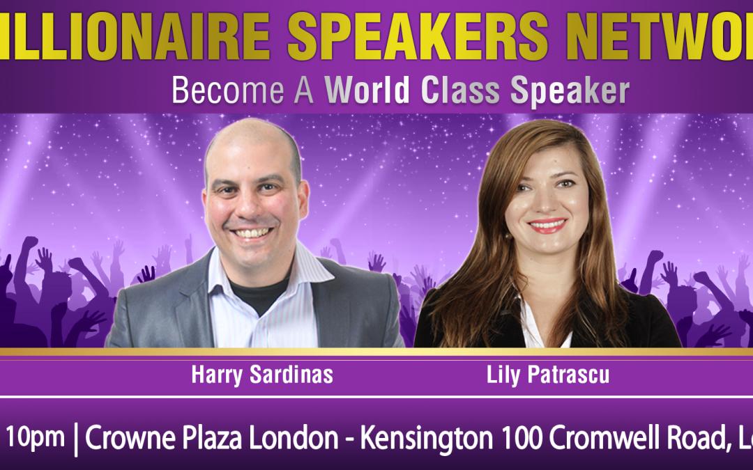 Millionaire Speakers Network