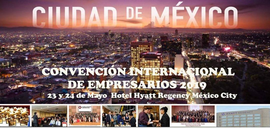 Convencion Internacional De Empresarios 2019