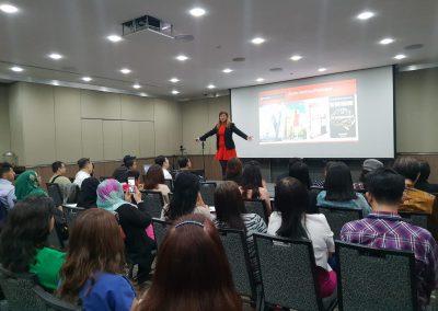 Lily Patrascu At Lider Orador Ica Peru