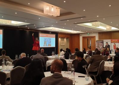 Lily Patrascu at the Exponential Business Growth Strategies Event 2