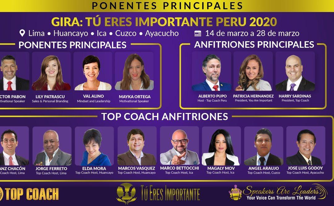 You Are Important Peru 2020